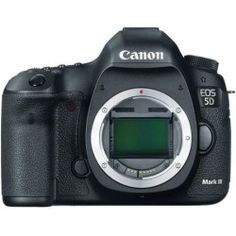 Buying - Canon EOS 5D Mark III Digital Camera (Body Only)