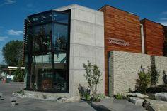 The Bainbridge Island Museum of Art opened its doors in June. I hope to visit soon!