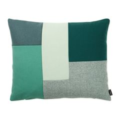 Brick Pillow, Green, Normann Copenhagen