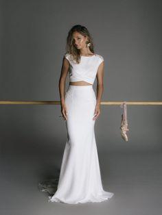 bd4efa4b8afa9 Boho Chic  Rime Arodaky Wedding Dresses - The Mews Bridal Abiti Da Sposa  Firmati