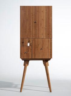 Fibonacci Cabinet by Utopia Architecture & Design | GBlog
