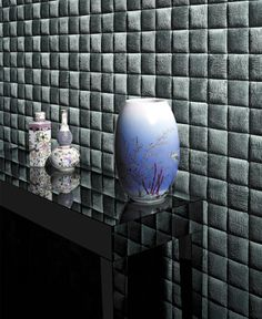 Studioart dressed the walls geometries color patterns