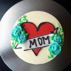 Our vintage sailor style Mom Cake…. (at Smack Dab. Vintage Sailor, Mom Cake, Sailor Fashion, Mom And Dad, Dads, Make It Yourself, Pop, Desserts, Style