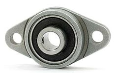 #FlangeMountBearing support heavy loads when the shaft axis is perpendicular to the mounting surface.https://goo.gl/FIaANH