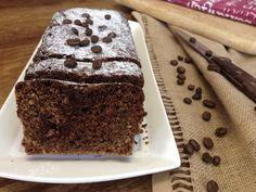 Εκπληκτικό κέικ μόκα-σοκολάτα! Tiramisu, Banana Bread, Ethnic Recipes, Sweet, Desserts, Food, Cakes, Marble, Candy