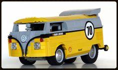 LEGO VW Drag Bus