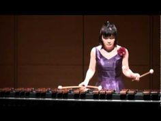 YUMIKO NOTO GITANO-marimba solo - YouTube