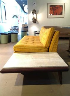 Adrian Pearsall Sofa | From a unique collection of antique and modern sofas at http://www.1stdibs.com/furniture/seating/sofas/