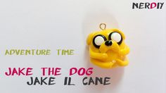 Tutorial - Jake the dog / Jake il cane - Adventure Time