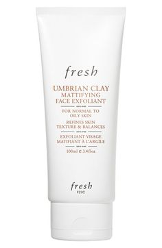 Fresh® 'Umbrian Clay' Mattifying Face Exfoliant available at #Nordstrom