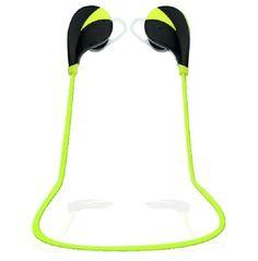 Bluetooth 4.0 Headset Stereo Sports Wireless Handsfree In Ear Earphone For Phone #UnbrandedGeneric