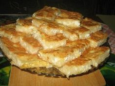 Bread Dough Recipe, Cake Recipes, Dessert Recipes, Good Food, Yummy Food, Hungarian Recipes, Bread And Pastries, Baking And Pastry, Wedding Desserts