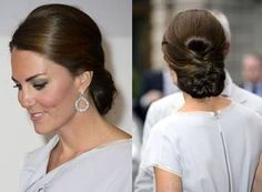 Check out Kate Middleton's gorgeous holiday styles with tips on how to get the look from Edward Tricomi, co-owner of Warren-Tricomi Salons in Greenwich, CT.