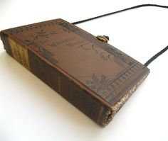 Upcycled Ereader Book Cases & Elegant Book Evening Handbag from spoonfulofchocolate