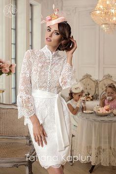 Tatiana Kaplun 2016 Bridal Collection