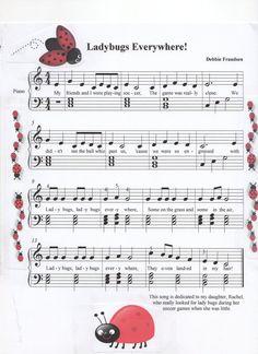 Supreme Learn Piano Fun And Easily Ideas. Phenomenal Learn Piano Fun And Easily Ideas. Lets Play Music, Music For Kids, Easy Sheet Music, Piano Sheet Music, Piano Lessons, Music Lessons, Nursery Rhymes Lyrics, Piano Teaching, Learning Piano