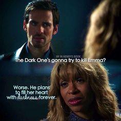 "#OnceUponATime 4x16 ""Poor Unfortunate Soul"" - Hook and Ursula"