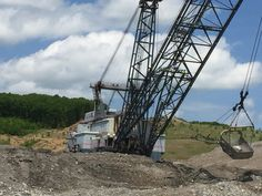 WV MetroNews – Big John dragline nearing last day of work at Hobet site