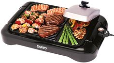 Sanyo indoor barbecue grill
