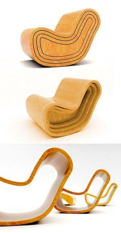 space saver seating - Puur Design Studio's Magic chair