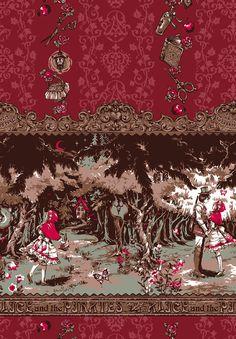 Alice and the Pirates - La Petit Chaperon Rouge