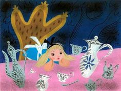 Amapolas Amarillas: Mary Blair