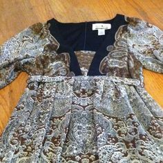 1 DAY SALE! Cutest hippy dress Vintage Sheri Martin dress. Like new and barely worn. Sheri Martin Dresses Midi