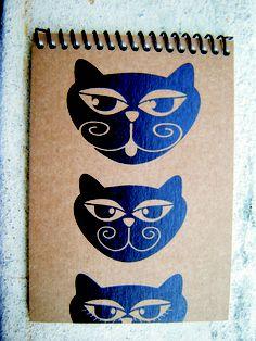 Caderneta em Craft