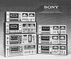 All Decked Out SONY 1978 www.1001hifi.com