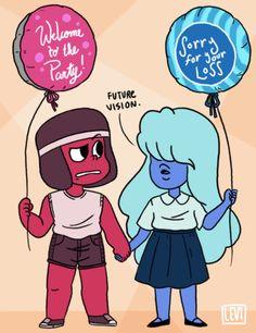 Sapphire & Ruby