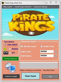 Pirate Kings Hack Tool - Free Download