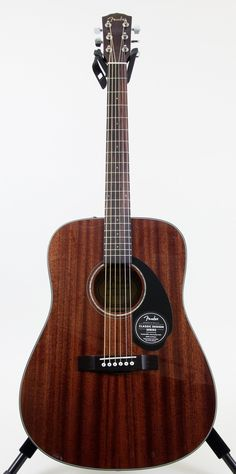 Fender CD-60S Acoustic Guitar