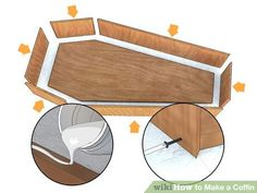 How to Make a Coffin: 9 Steps (with Pictures) - wikiHow