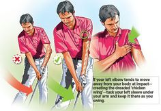 Clip your wing and your slice—PICTURE—Golf Magazine