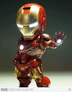 Awesome Iron Man Figurine