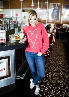 Wild One Forever - Ily Couture Heart Sweatshirt 4