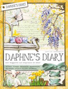 Daphne's Diary, Magazine and webshop, Daphne's Diary editie 02 2015 NL - Daphne's Diary