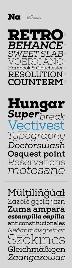 LAST DAY: Nexa Slab Font (24 styles) - only $9! - MightyDeals » Just bought this! I love buying new fonts!