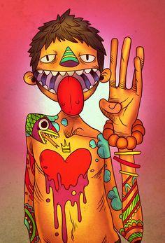 #ARTIST Raul Urias