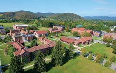 St. Bonaventure University. Where I went for undergrad 2002-2006.