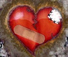 DE TODO UN POCO: Como curar el corazón herido