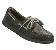Women's Skechers Bobs World - World Peace - Gray