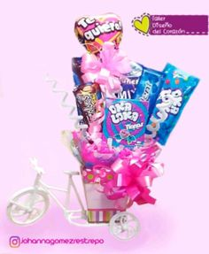 Chocolate Bouquet, How To Make Chocolate, Amor, Souvenirs, Gift