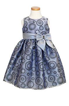 Sorbet Flocked Organza Dress (Big Girls) available at #Nordstrom