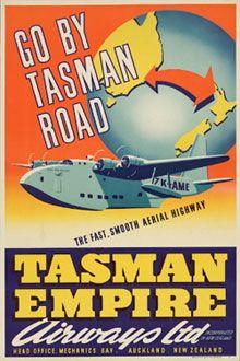 Tasman Empire - New Zealand