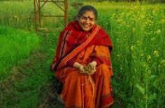 Vandana Shiva : son combat pour la souveraineté alimentaire