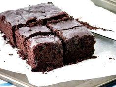 """""""Super Sabrosa Brownies de Chocolate Receta"""" """"Más Sabrosas Recetas de la..."""
