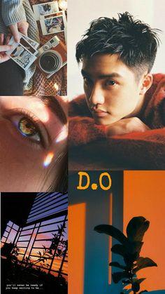 actor do kyungsoo, vocalist D.O EXO. Kyungsoo, Chanyeol, Exo Lockscreen, Exo Fan, Do Kyung Soo, Kpop Exo, Exo Members, Cute Wallpapers, Boy Bands