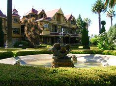 Winchester Mystery House  San Jose, Ca.