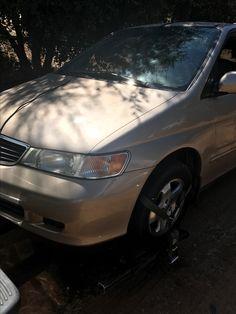 Cashforyourcarsandiego.com Picked up 04  Odyssey cash for cars In Escondido,Ca